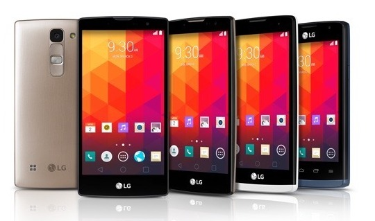 LG Magna, Spirit, Leon и Joy