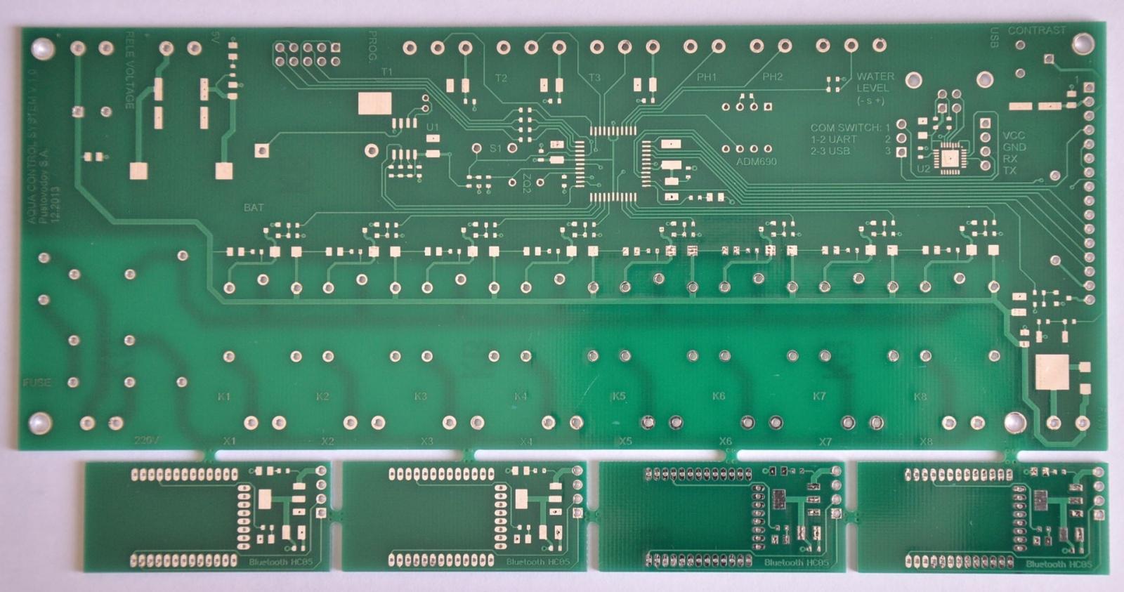 Аквариумный контроллер своими руками фото 894