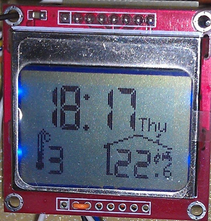 Еще один термостат на Arduino, но с OpenTherm - 11