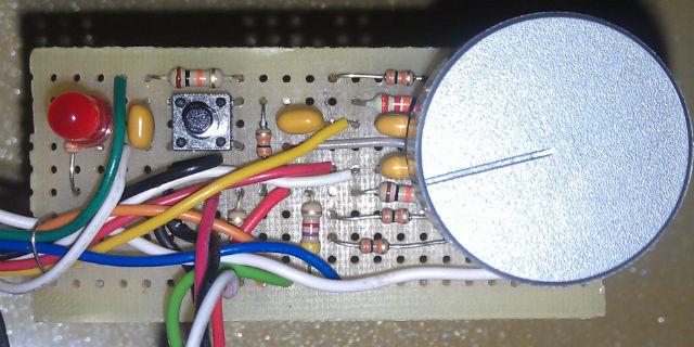 Еще один термостат на Arduino, но с OpenTherm - 16