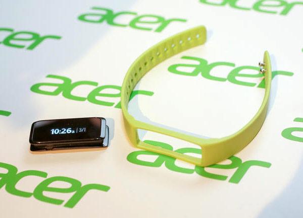 Браслет для фитнеса Acer Liquid Leap+ стоит 79 евро