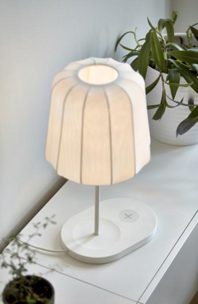 Новая мебель из IKEA будет поддерживать беспроводную зарядку гаджетов - 1
