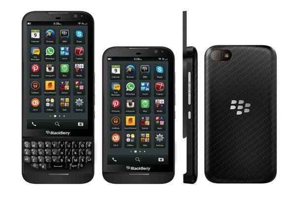 BlackBerry похвасталась новым BlackBerry 10 - 1