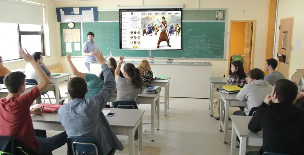 Игрофикация учебного процесса по версии Classcraft, или Безудержная поддержка товарищей как средство борьбы с разочарованием - 1