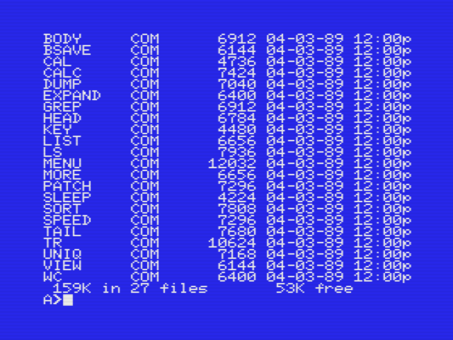 Ностальгия по КУВТ: запускаем эмулятор MSX под Linux - 19