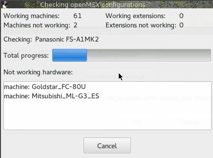 Ностальгия по КУВТ: запускаем эмулятор MSX под Linux - 6