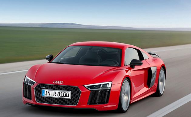 Audi представляет свои электромобили - 2