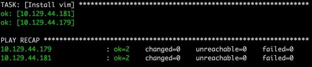Автоматизируем и ускоряем процесс настройки облачных серверов с Ansible. Часть 4: работаем с модулями - 3