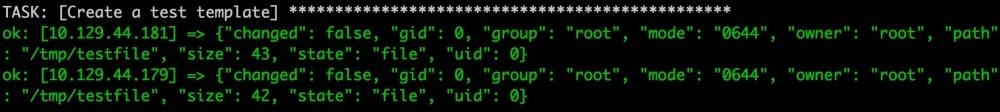 Автоматизируем и ускоряем процесс настройки облачных серверов с Ansible. Часть 4: работаем с модулями - 5