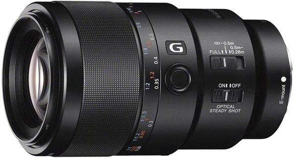 Объектив Sony FE 90mm f/2.8 Macro G OSS (SEL90M28G) стоит $1100