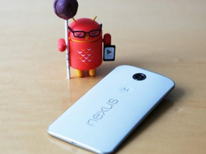 WSJ: сотовая связь от Google — только для смартфонов Nexus 6 - 1