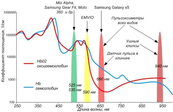 Как умные часы, спортивные трекеры и прочие гаджеты измеряют пульс? Часть 1 - 16