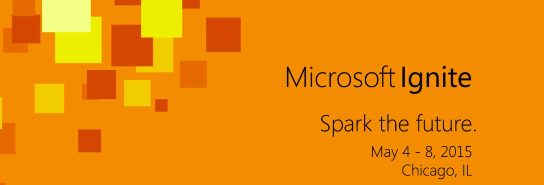 Обзор сессий конференции Microsoft Ignite - 1