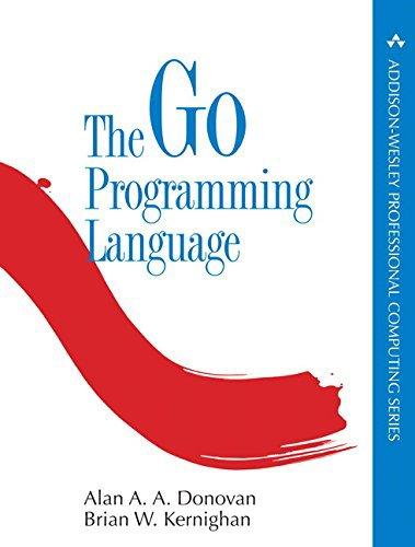 Анонс книги Брайана Кернигана «The Go Programming Language» - 1