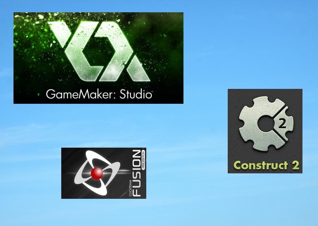 Всё, что вам нужно знать об игровых конструкторах. 3 инди-разработчика делятся опытом работы на Gamemaker, Construct 2, Clickteam fusion 2.5 - 1