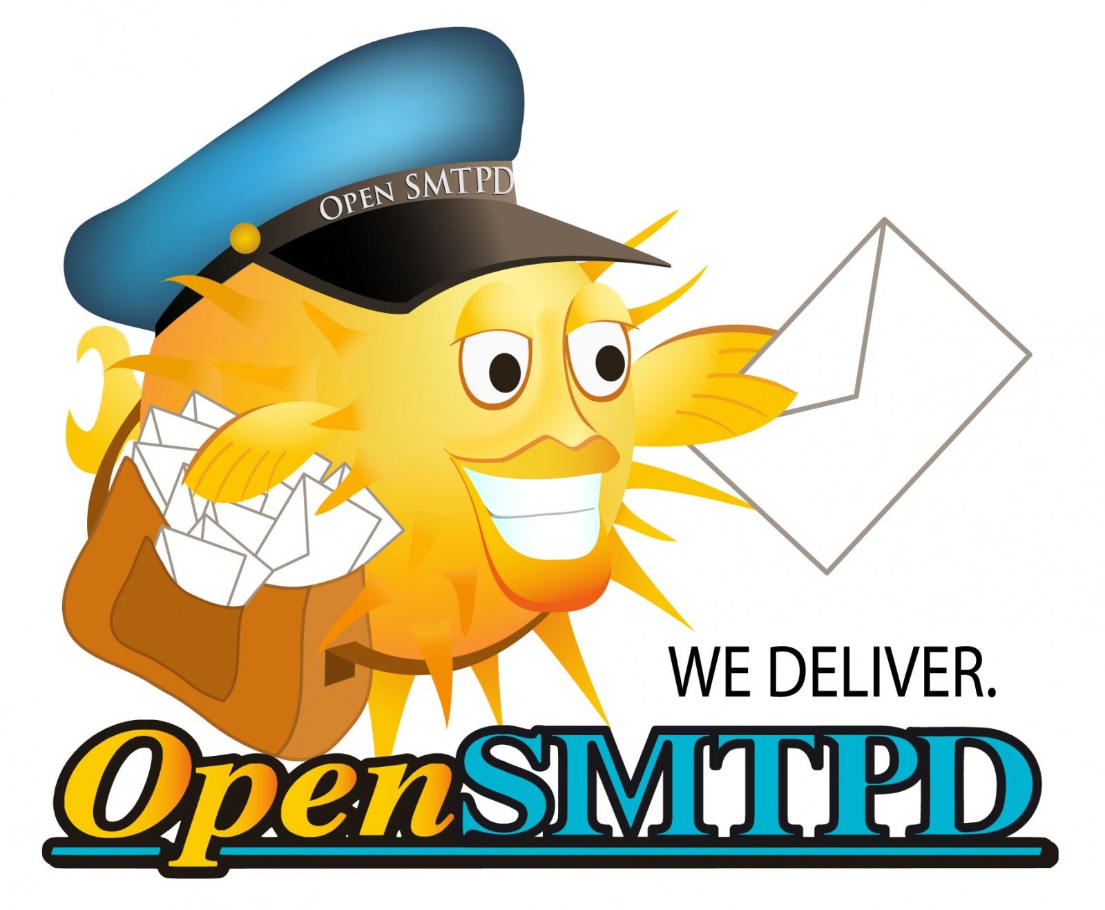 OpenSMTPD + UW IMAP как альтернатива тяжелым почтовым системам - 1