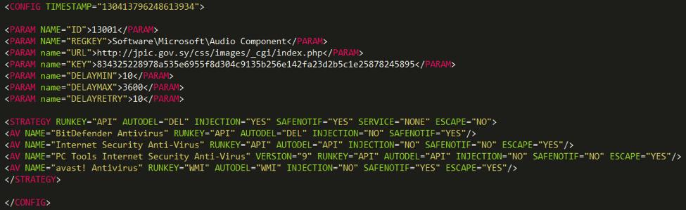 Casper – новое вредоносное ПО для кибершпионажа - 5