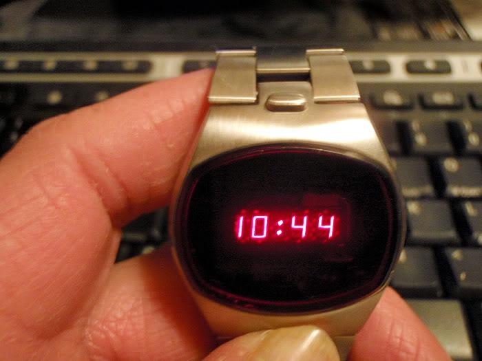 Pulsar Time Computer: цифровые часы 1972 года, которые стоили, как автомобиль - 1