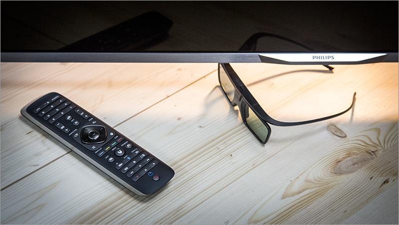 Понт засчитан: изучаем TV-флагман компании Philips | Часть 2 - 1