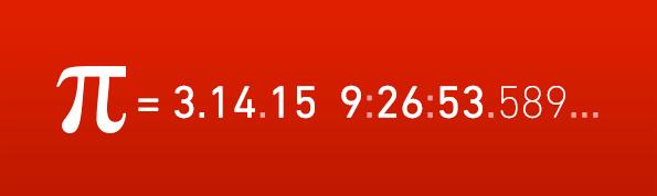 3-14-15 9:26:53 Празднование «Дня числа Пи» века, а также рассказ о том, как получить свою очень личную частичку числа пи - 2