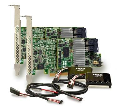 Аппаратный Shared DAS или зачем нужен LSI Syncro - 1