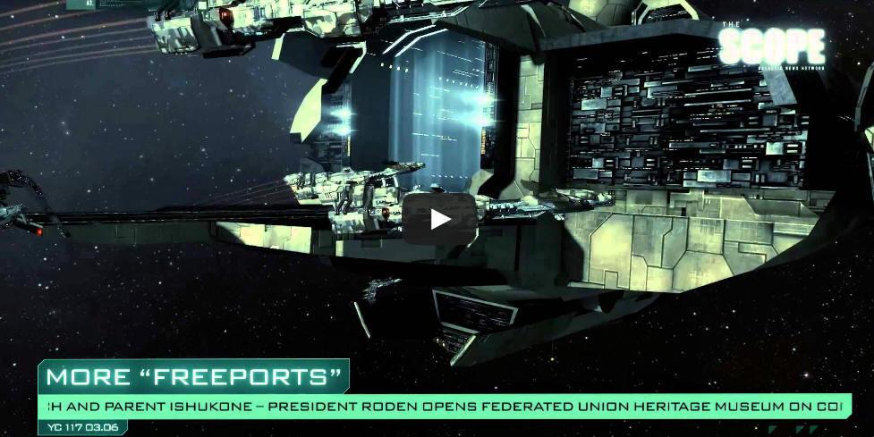 В Eve Online появилось внутриигровое новостное агентство - 1