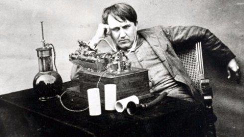 Эдисон хотел создать прибор для общения с духами