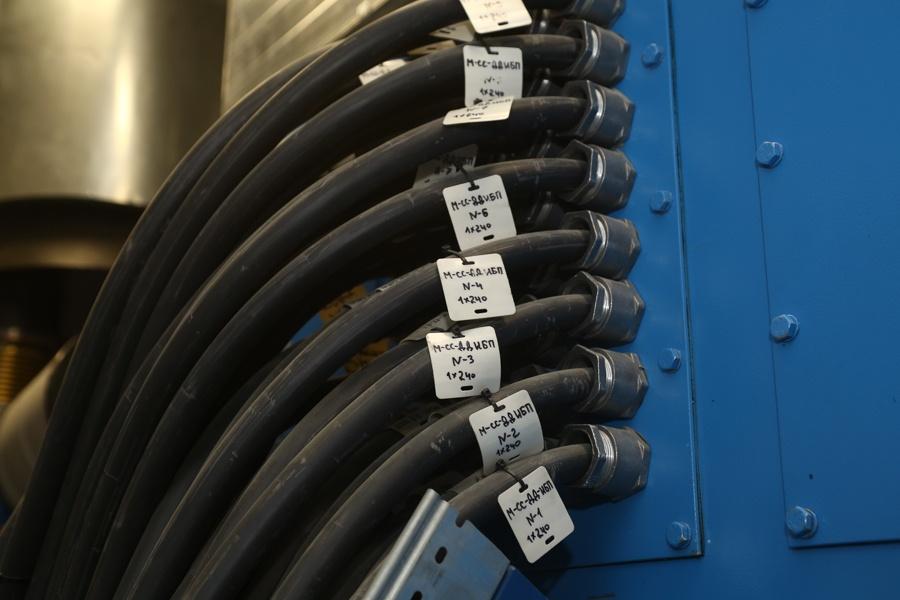 Инженерное устройство дата-центра уровня TIER III, стоящего на четырех магистральных линиях - 22