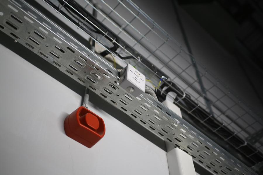 Инженерное устройство дата-центра уровня TIER III, стоящего на четырех магистральных линиях - 23