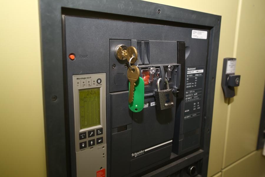 Инженерное устройство дата-центра уровня TIER III, стоящего на четырех магистральных линиях - 25