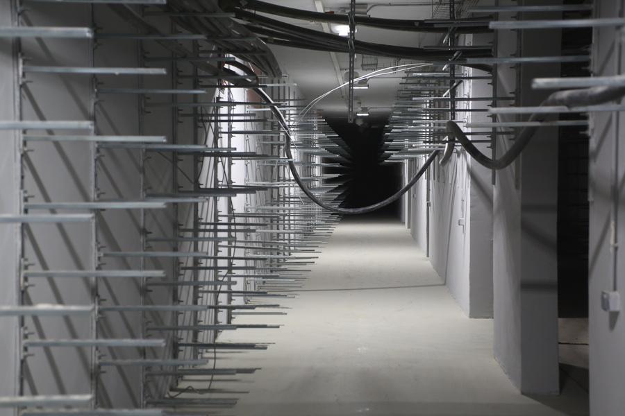 Инженерное устройство дата-центра уровня TIER III, стоящего на четырех магистральных линиях - 32