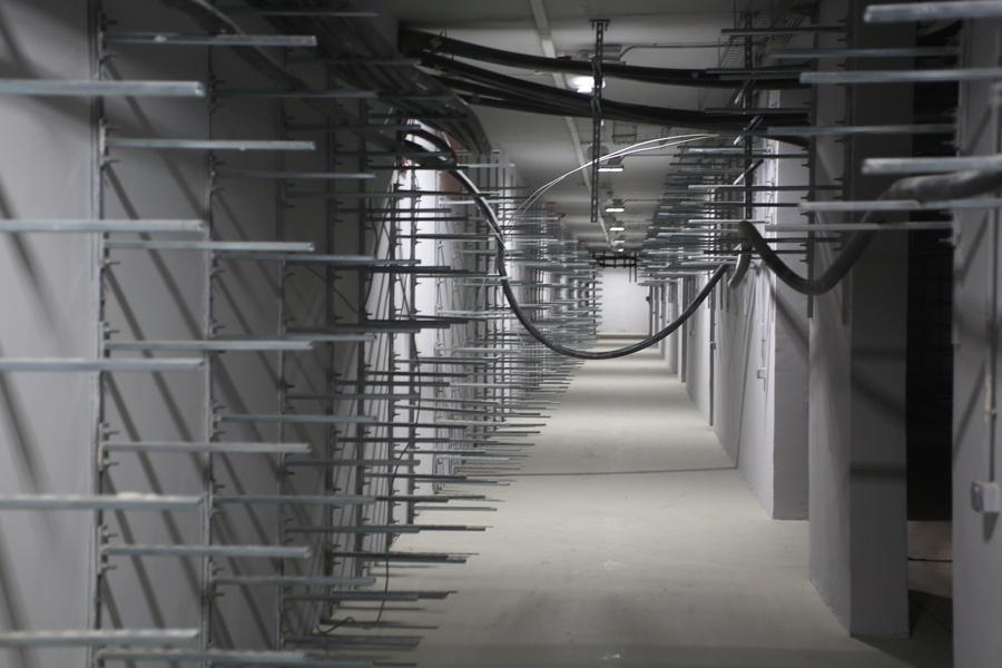 Инженерное устройство дата-центра уровня TIER III, стоящего на четырех магистральных линиях - 33