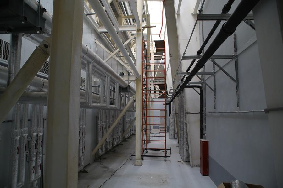 Инженерное устройство дата-центра уровня TIER III, стоящего на четырех магистральных линиях - 51