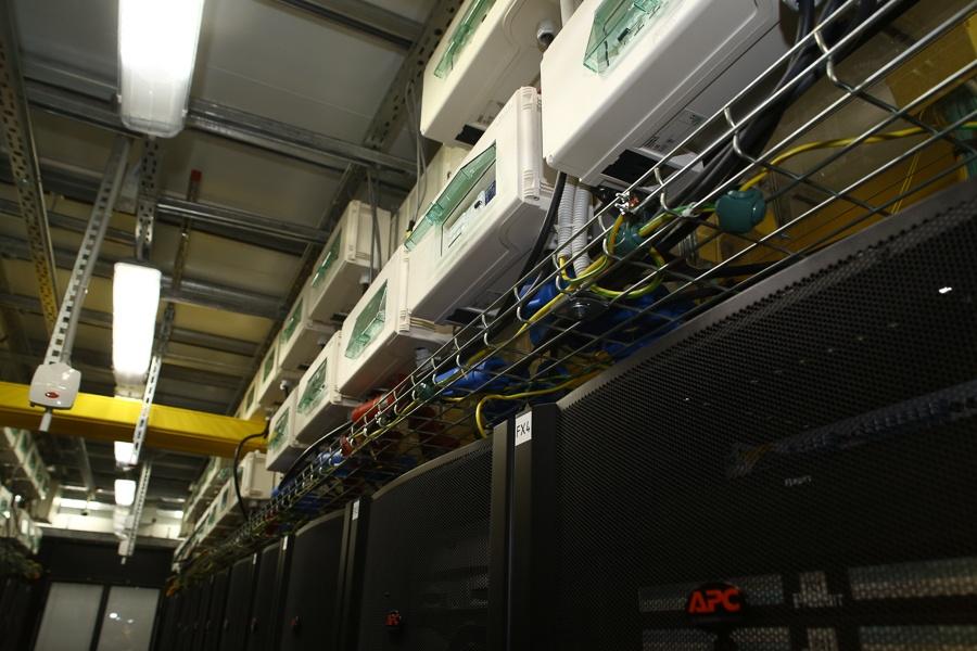 Инженерное устройство дата-центра уровня TIER III, стоящего на четырех магистральных линиях - 60