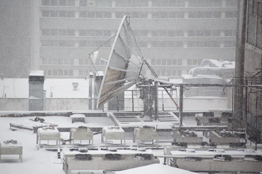 20 лет строительства и обслуживания спутниковой сети - 1