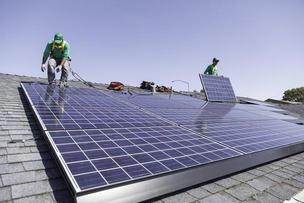 SolarCity строит собственные мини-энергосистемы с аккумуляторами Tesla - 1