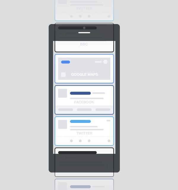 Эволюция мобильных приложений - 4
