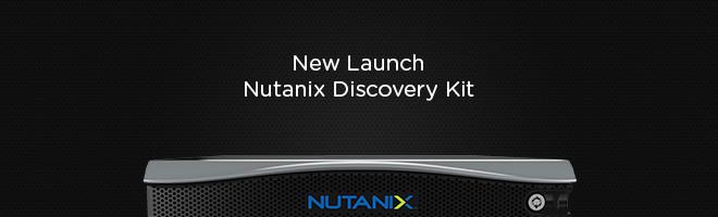 Nutanix Discovery Kit — «Датацентр в коробке», доступнее, чем когда либо - 1