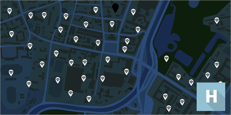 Городской Wi-Fi на примере общежитий ВУЗов Москвы - 1