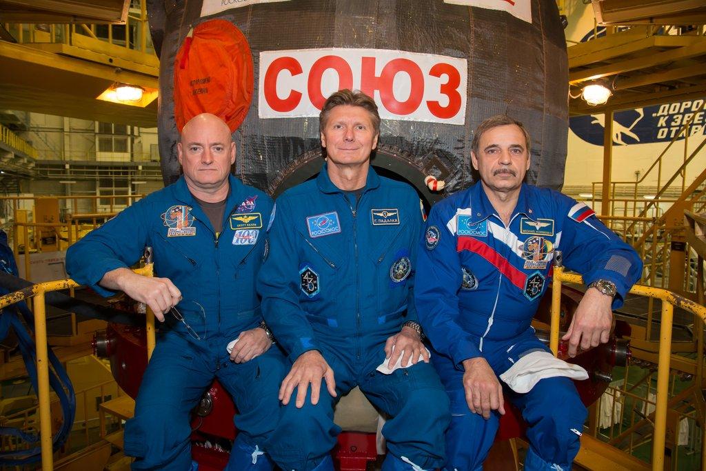 «Союз ТМА-16М» успешно запущен к МКС - 1