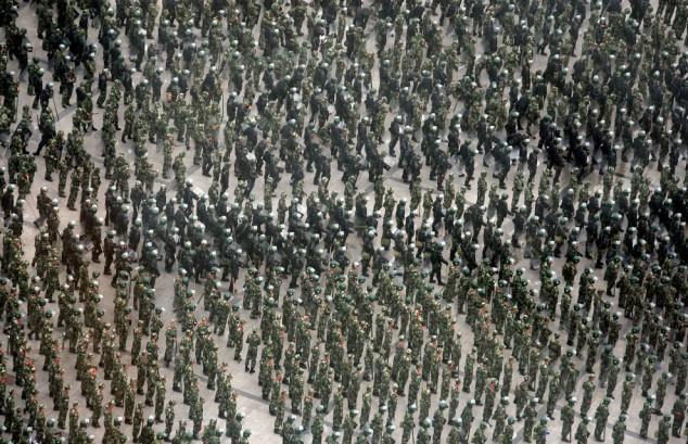 Китайские силовики