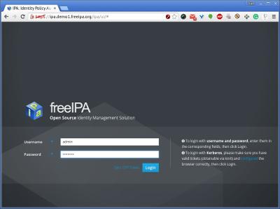 Система централизованного управления авторизацией пользователей на FreeIPA в Docker - 1