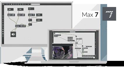 Создание полноценных приложений на Max 7. Часть 1 — Постановка задачи, визуальное программирование - 1