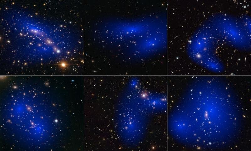 Тёмное дело: учёные стали ещё меньше понимать природу тёмной материи - 1
