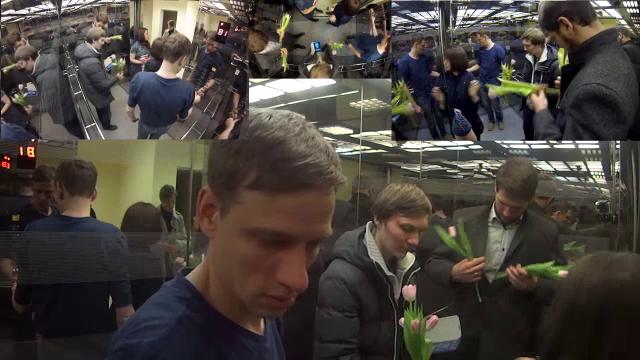 «Шуба-дуба в лифте» идет в народ или как за 1 000 руб. снять видео и за 3 дня собрать 50 000 просмотров - 4