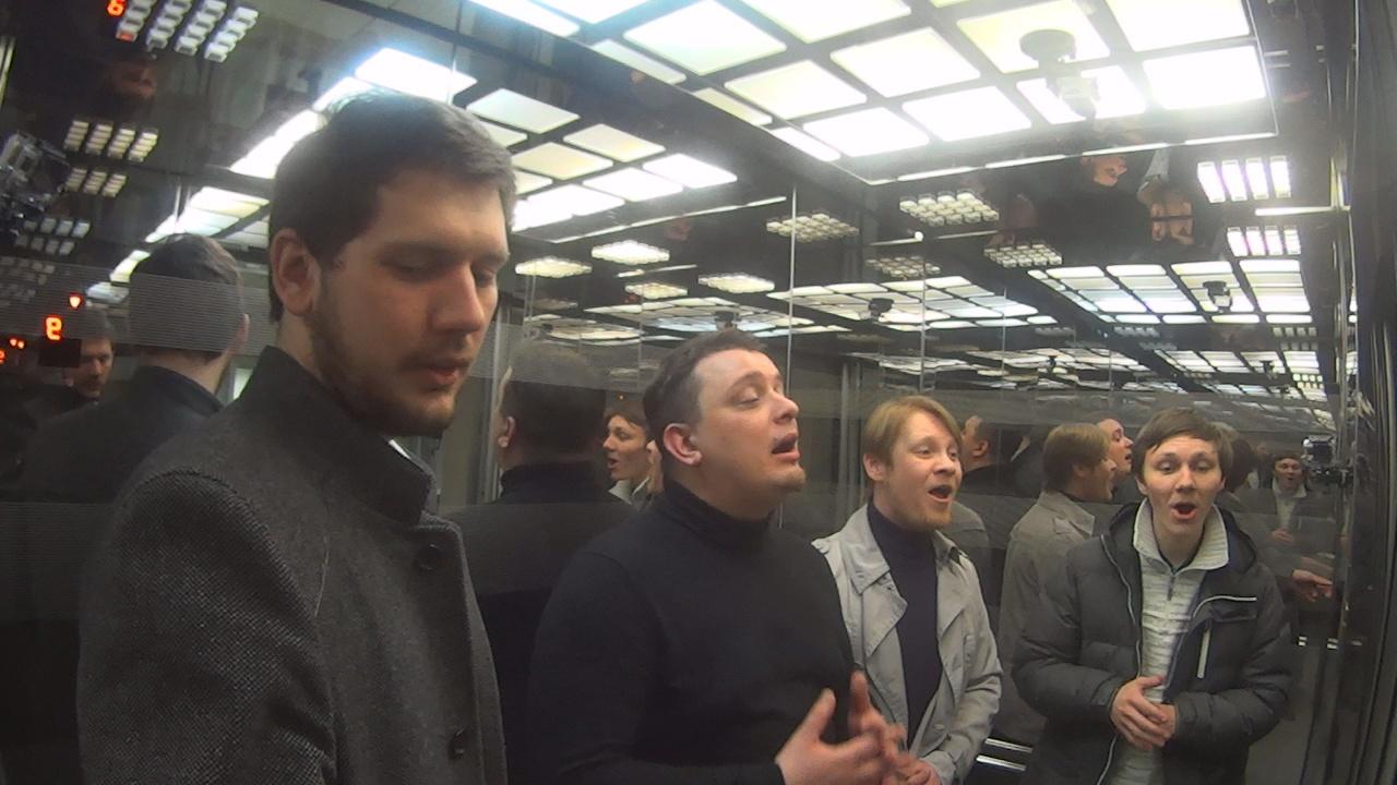 «Шуба-дуба в лифте» идет в народ или как за 1 000 руб. снять видео и за 3 дня собрать 50 000 просмотров - 1