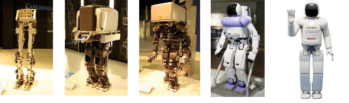 История развития антропоморфной робототехники - 3
