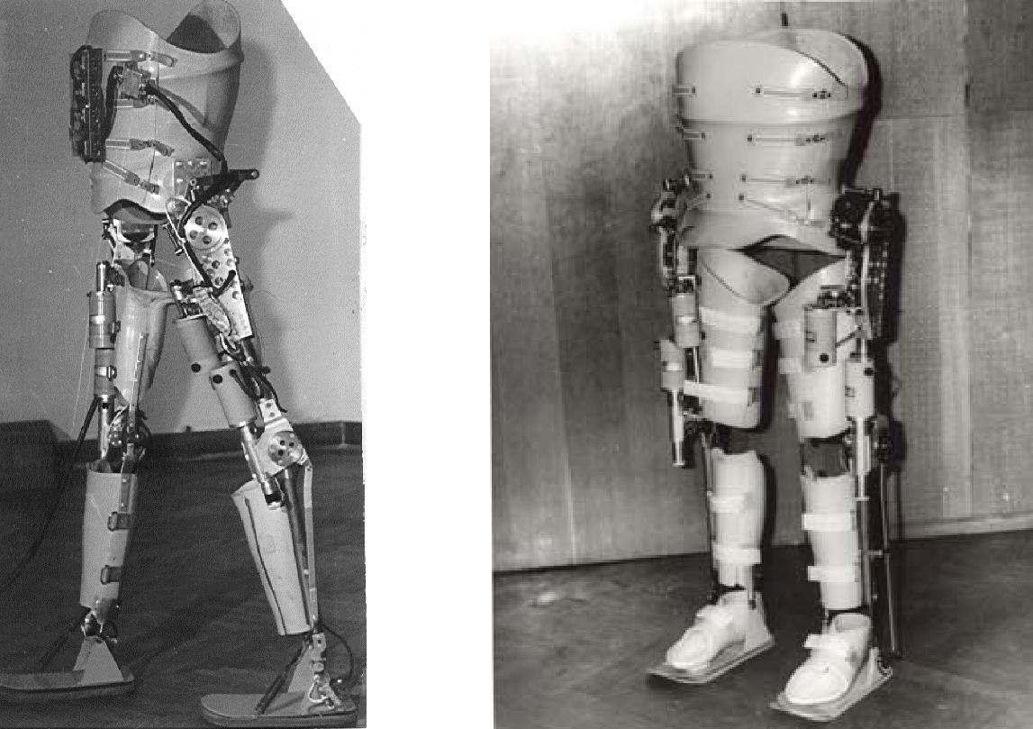 История развития антропоморфной робототехники - 1