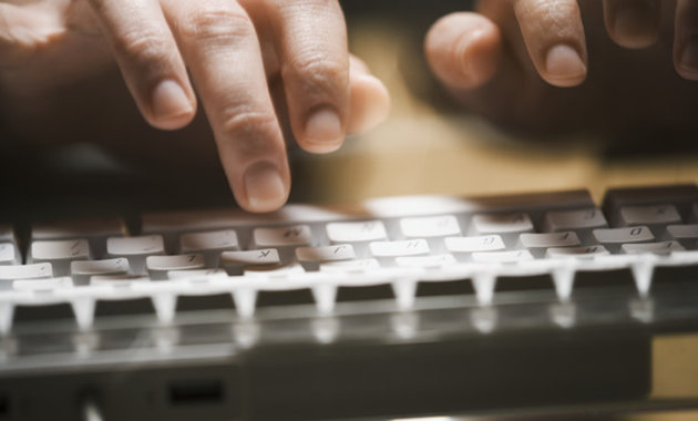 Болезнь Паркинсона поможет выявить обычная клавиатура - 1