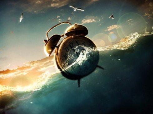 Что, если времени просто нет, не было и не будет?